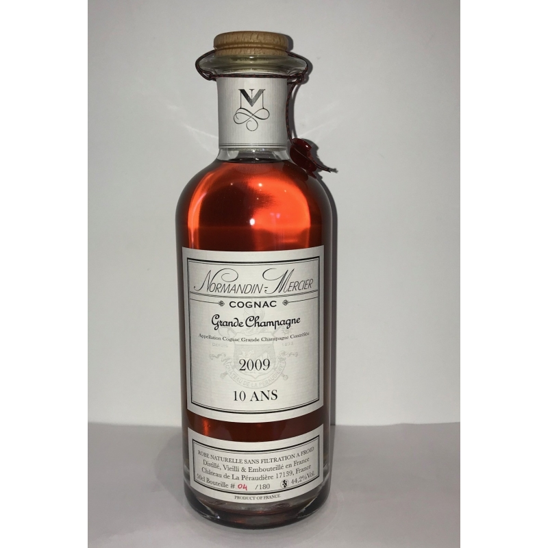2006 - 10 Years Grande Champagne Cognac Normandin Mercier