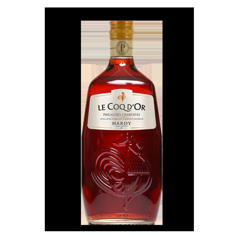 Pineau Rosé Cognac Hardy