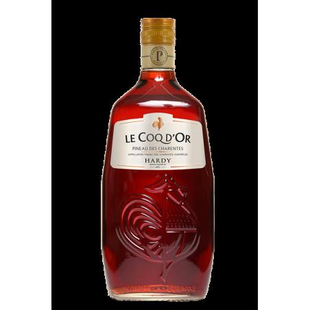 Red Pineau Cognac Hardy