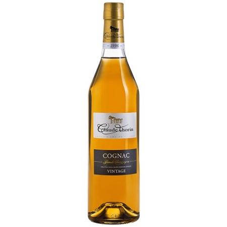Millésime 1996 Ugni Blanc Cognac Claude Thorin