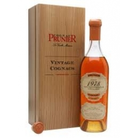 1989 Petite Champagne Cognac Prunier