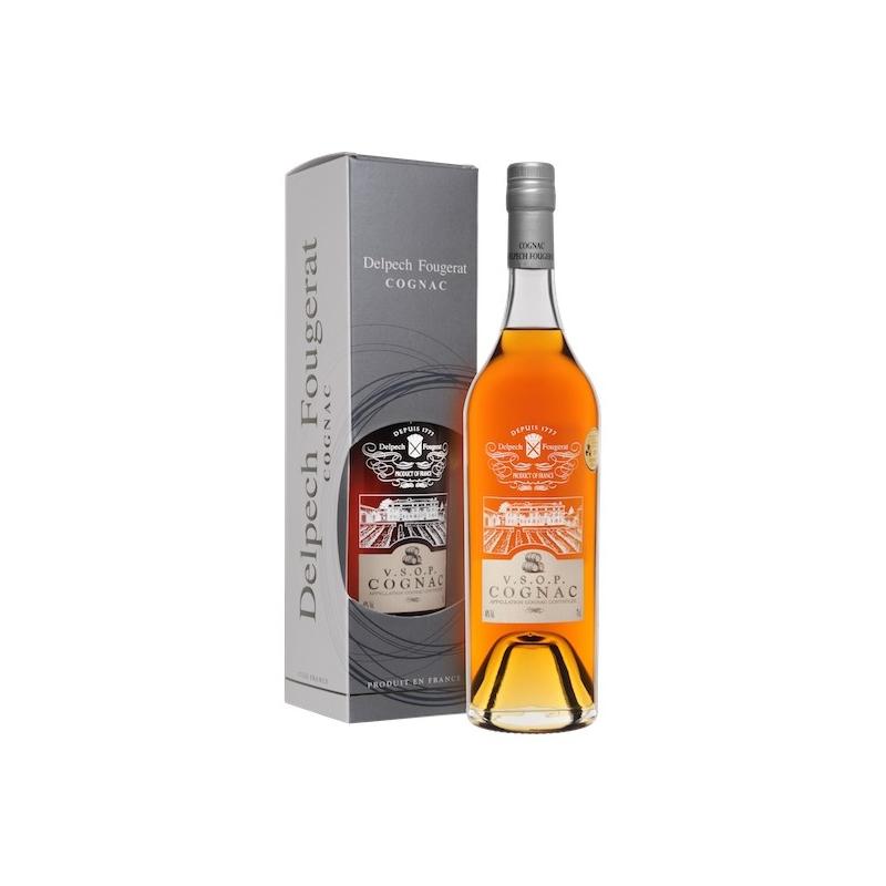 VSOP Cognac Delpech-Fougerat Les Brûleries Modernes