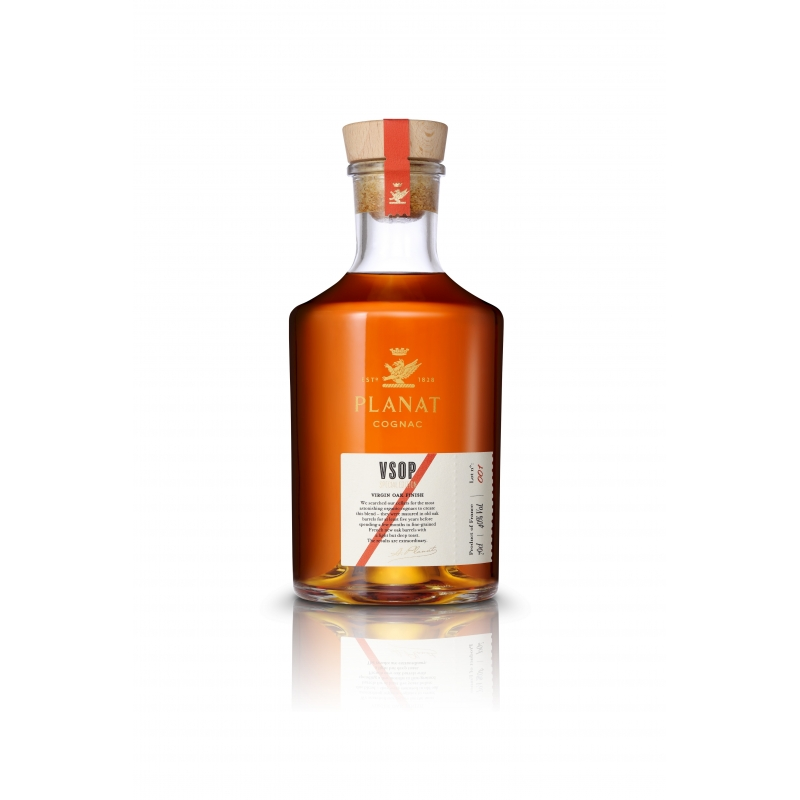 VSOP Bio Virgin Oak Cognac Planat