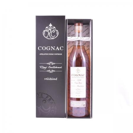 Cognac Millesime 1996 Rémy Couillebaud