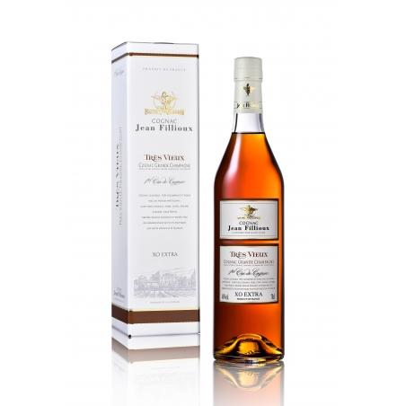 """Très Vieux """"XO Extra"""" Cognac Jean Fillioux"""
