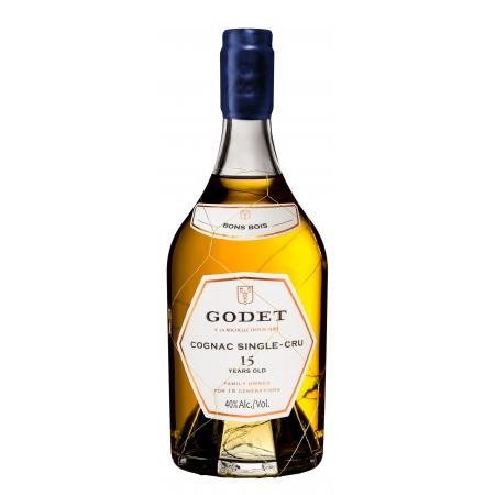 15 years Bons Bois Cognac Godet