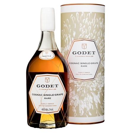 Single Grape Montils Cognac Godet