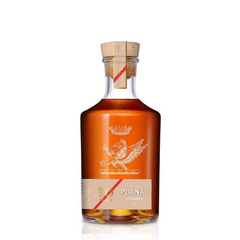 10 Years Bio Cognac Planat