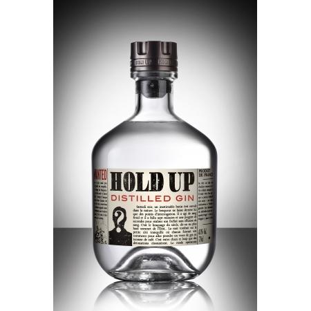 Gin Hold Up Les Brûleries Modernes