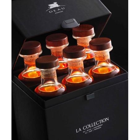 Collection Tasting Box Cognac Deau