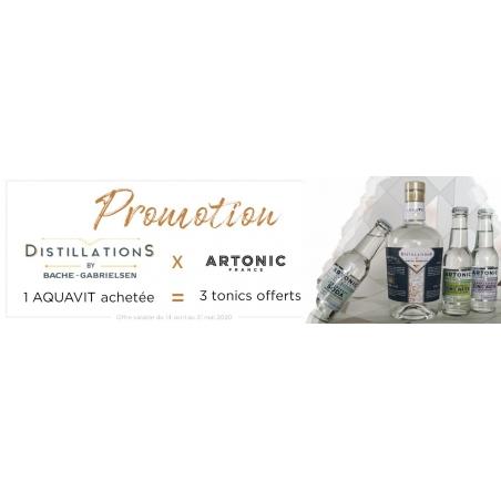 Aquavit + 3 Tonics