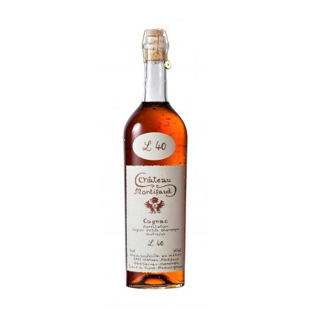 Héritage L40 Cognac Château de Montifaud