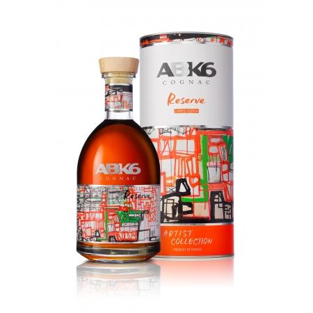 Reserve Artist Collection N°2 - Edition Limitée Cognac ABK6