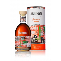 Reserve Artist Collection N°2 - Limited Edition Cognac ABK6