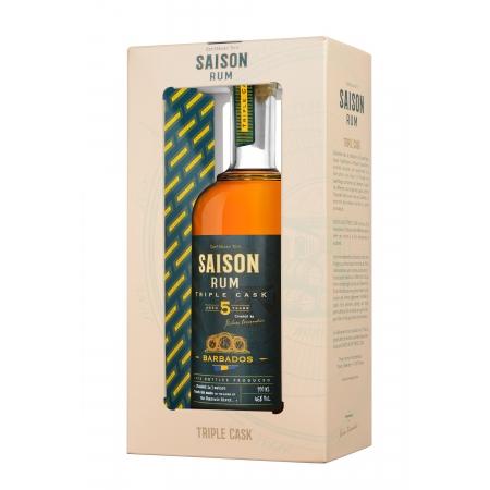 Triple Cask Rum Saison Barbados 5 ans