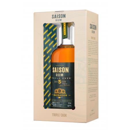 Triple Cask Rum Saison Barbados 5 years