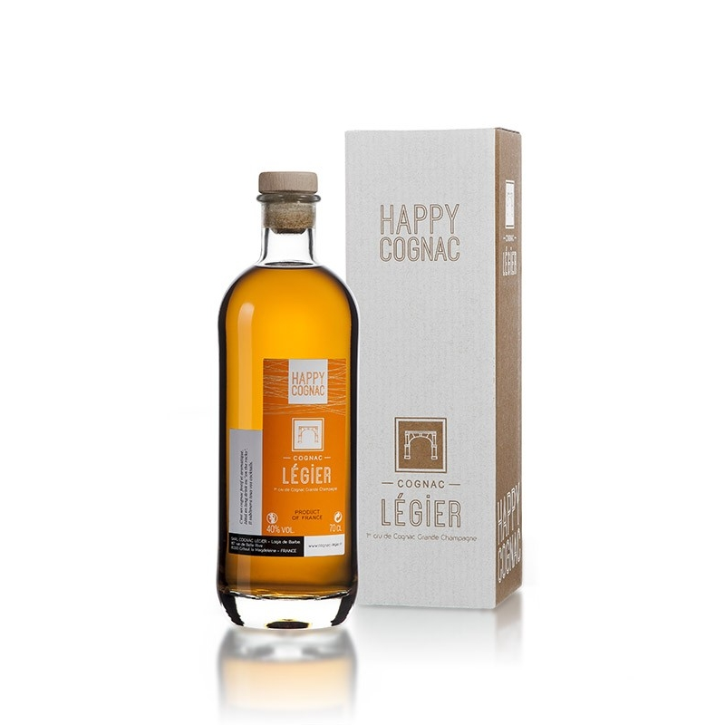 Happy Cognac Grande Champagne  Cognac Légier