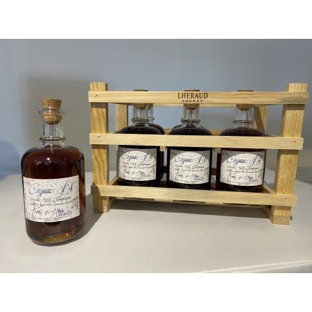 Cagette Terre & Bois VS Cognac Lheraud