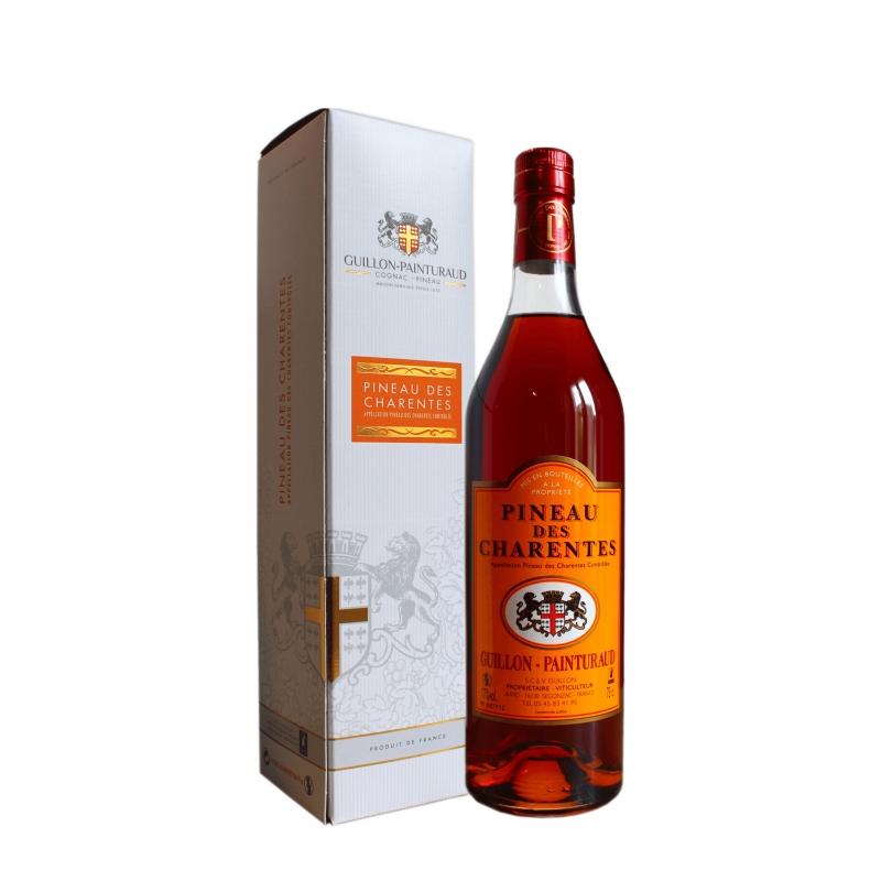 Pineau Rosé Cognac Guillon-Painturaud