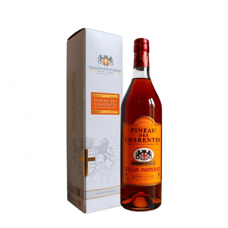 Extra Vieux Pineau Rosé Cognac Guillon-Painturaud
