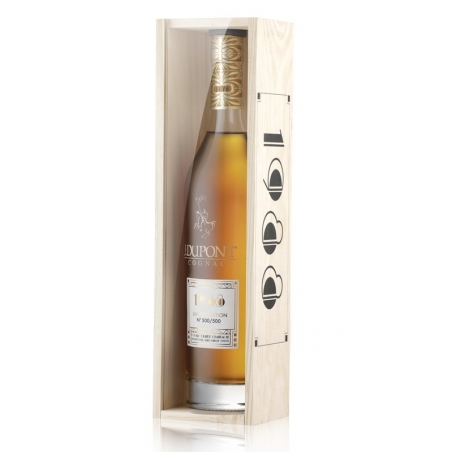 Millesime 1989  J.Dupont Cognac