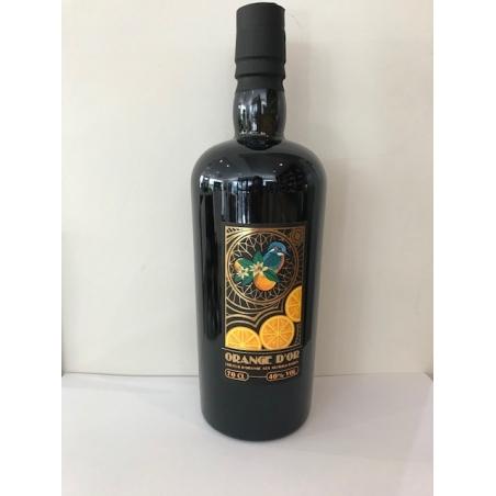 Orange d'Or Liqueur Cognac Grosperrin