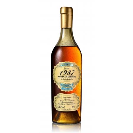 1987 Petite Champagne Cognac Prunier