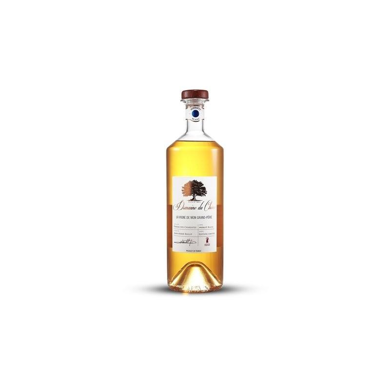 """Pineau des Charentes """"La Vigne de Mon Grand-Père""""  Domaine du Chêne"""