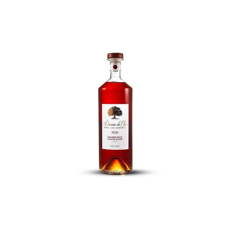 Old Pineau des Charentes Red Domaine du Chêne