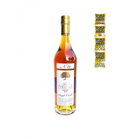 XO Single Cask N° 89 Cognac Jean Doussoux Domaine du Chêne