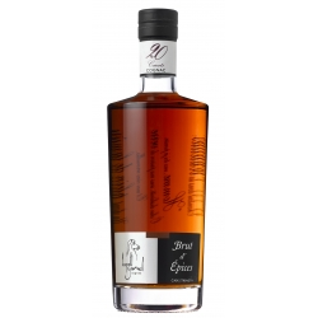Brut d'Epices Cognac Leopold Gourmel