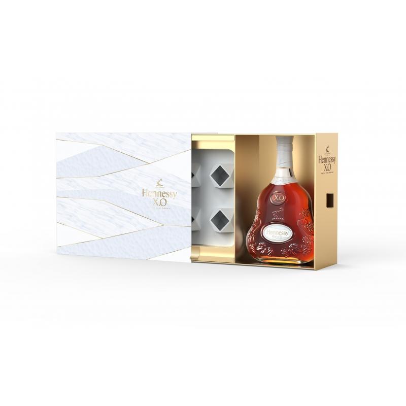 Cognac Hennessy XO - Etui Expérience 2020