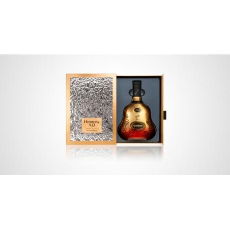 Cognac Hennessy XO 150eme Anniversaire par Frank Gehry - Edition Limitée