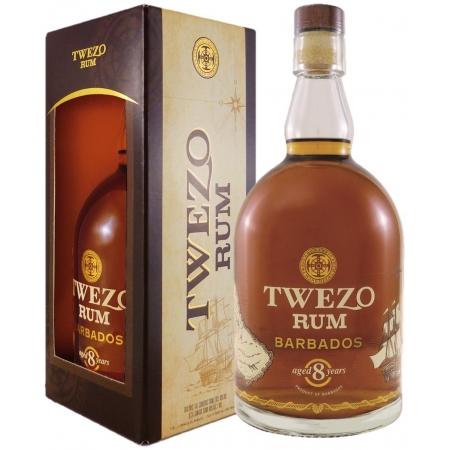 Barbados Rum 8 Ans Twezo