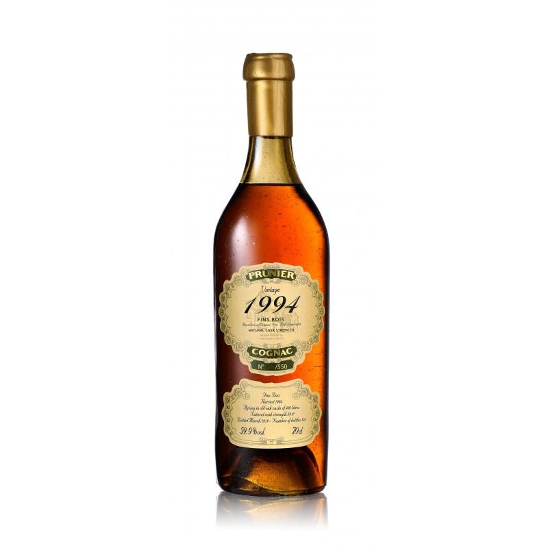 1994 Fins Bois Cognac Prunier