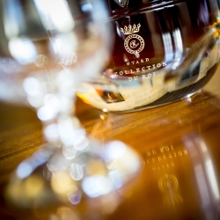 Collection Du Roi Cognac Baron Otard