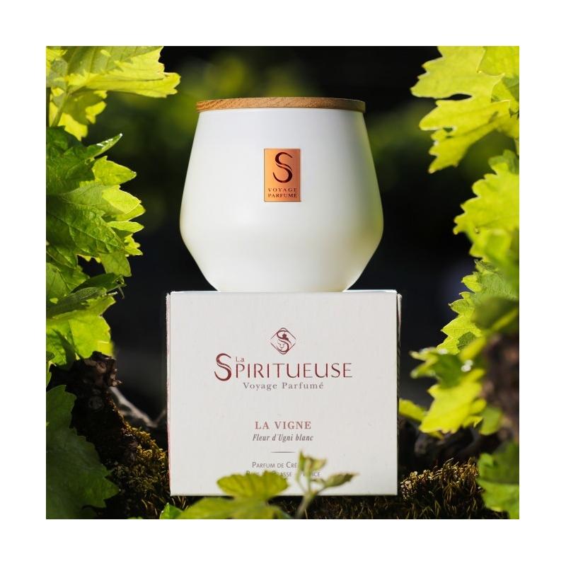 La Vigne Bougie Parfumée La Spiritueuse