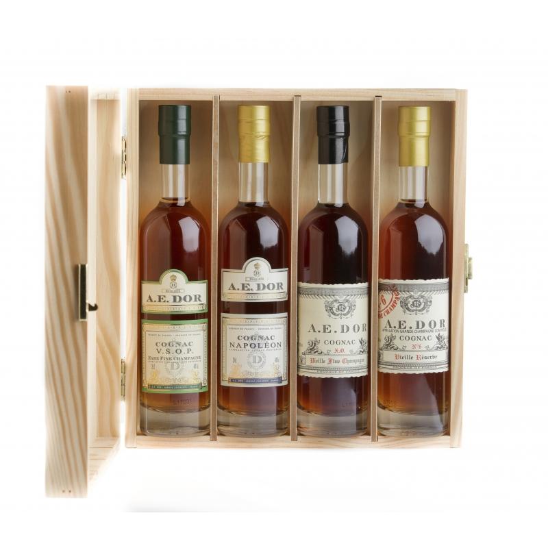 Assortment Wooden Box