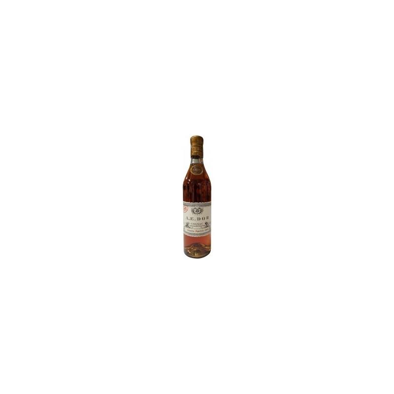Millésime 1970 Fins Bois Cognac A.E Dor