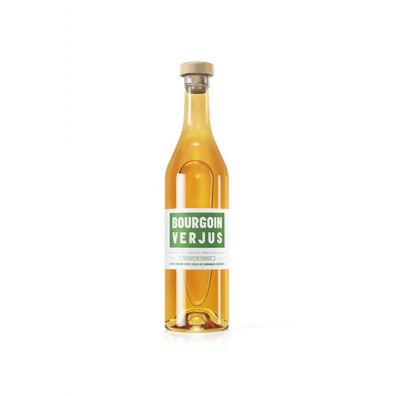Verjus Acidifiant Ecologique Cognac Bourgoin