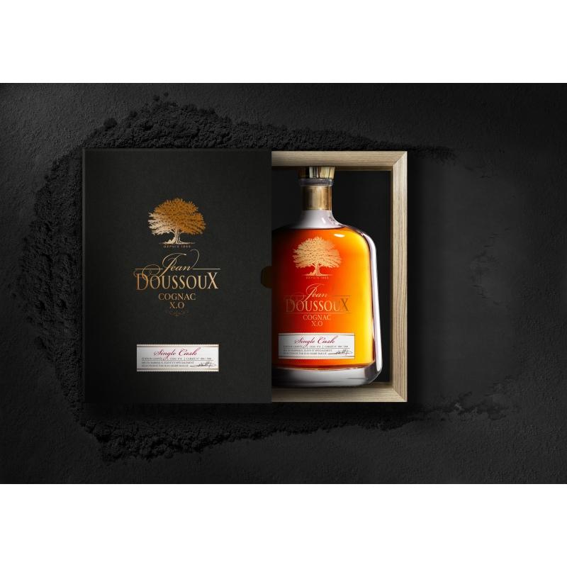 XO Single Cask N° 89 En Carafe Cognac Jean Doussoux Domaine du Chêne