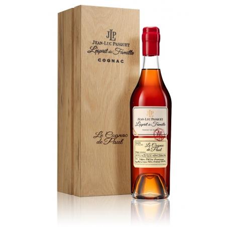 """Cognac Pasquet """"L'Esprit de Famille"""" - PAUL"""