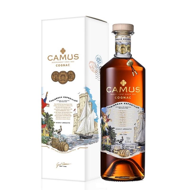 Caribbean Expedition Cognac Camus