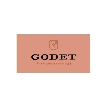 Millesime 1990 Grande Champagne Cognac Godet