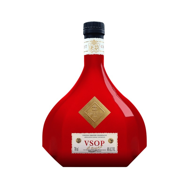 "VSOP ""Red"" Grande Champagne Cognac Croizet"