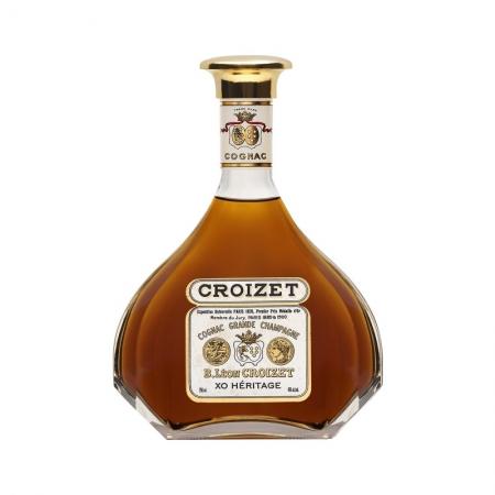 XO Heritage Grande Champagne Cognac Croizet