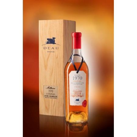 Vintage 1970 Petite Champagne Cognac Deau
