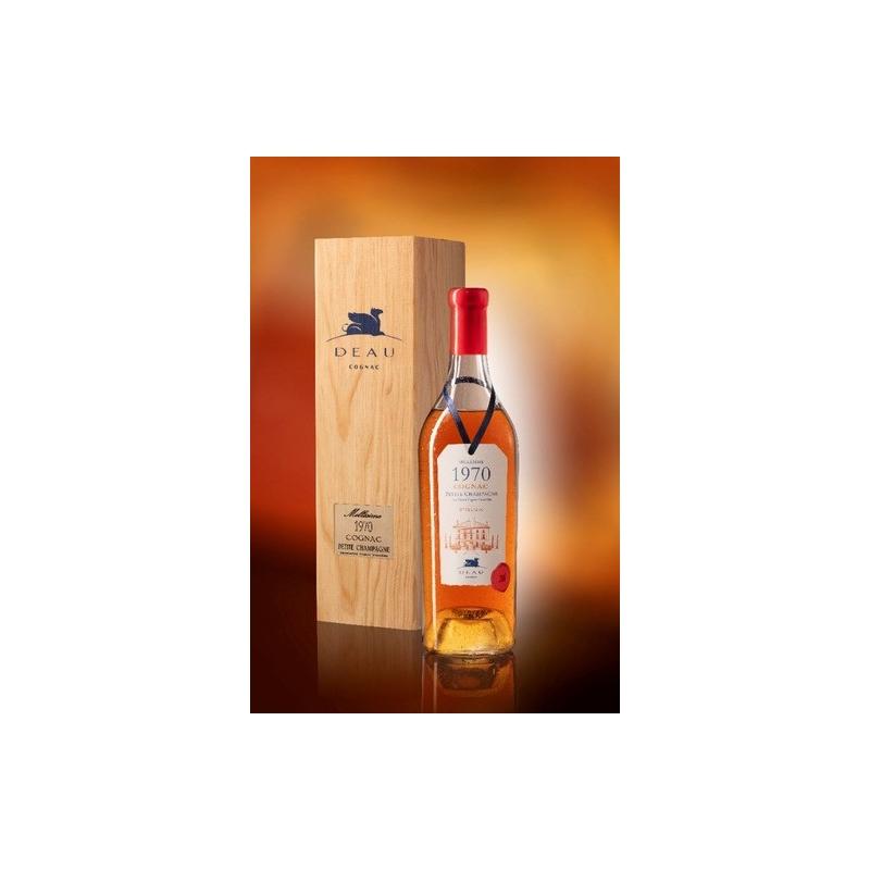 Millesime 1970 Petite Champagne Cognac Deau