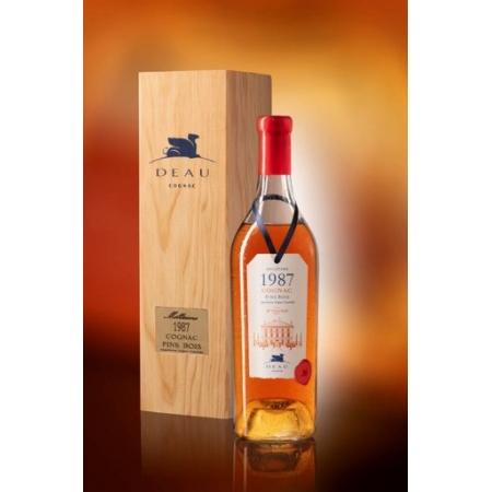 Vintage 1987 Fins Bois Cognac Deau