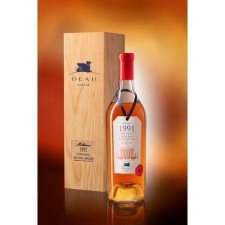 Vintage 1991 Bons Bois Cognac Deau